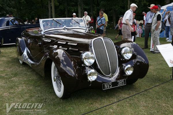 1937 Delahaye 135 M Cabriolet