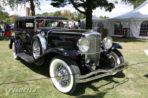 1934 Duesenberg Model J Sedan