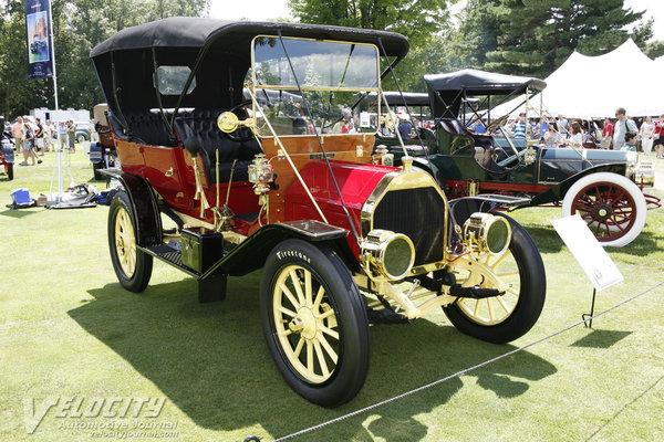 1909 E-M-F Model 30 touring