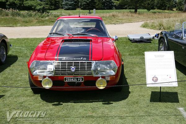 1971 Fiat Fulvia Sport by Zagato