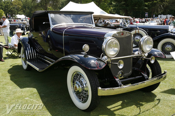 1931 Henney roadster