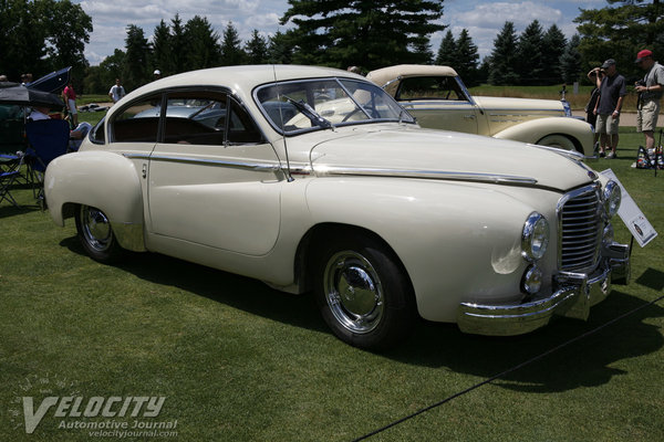 1953 Hotchkiss Gregoire coupe