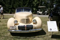 1939 Hupmobile Skylark Corsair convertible