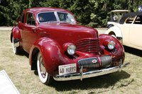 1940 Hupmobile Skylark Custom sedan