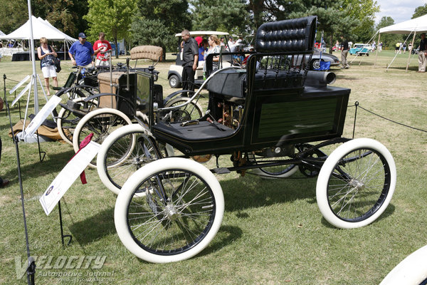 1899 Locomobile Stanhope Carriage