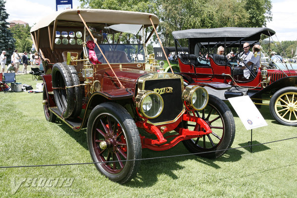 1907 Lozier 7P Touring