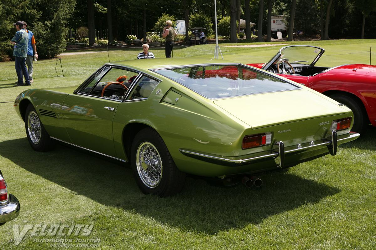 Picture Of 1969 Maserati Ghibli