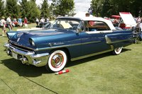 1955 Mercury Montclair convertible