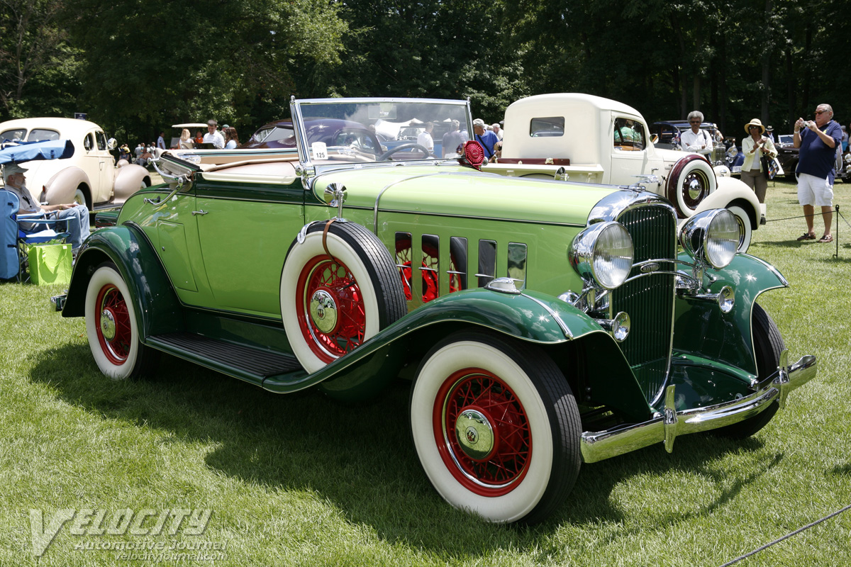 Picture Of 1932 Oldsmobile Roadster
