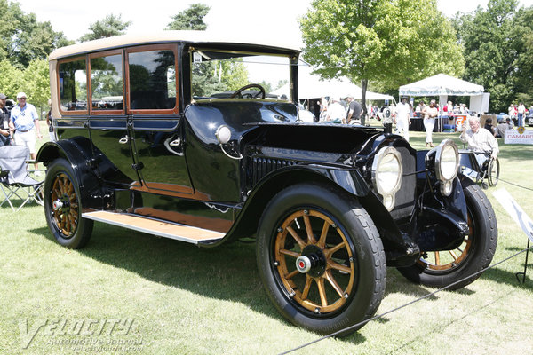 1915 Packard Twin Six California Top by Brewster