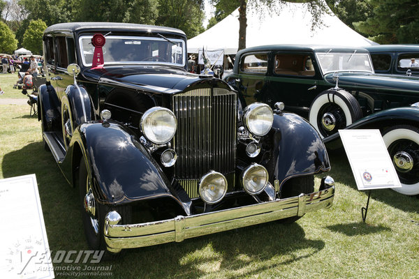 1934 Packard 1107 Formal Sedan
