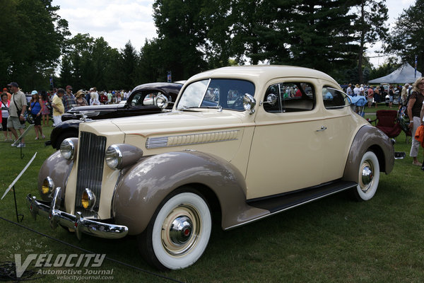 1939 Packard Six Club Coupe