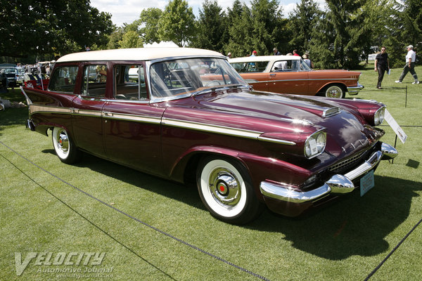 1958 Packard Wagon