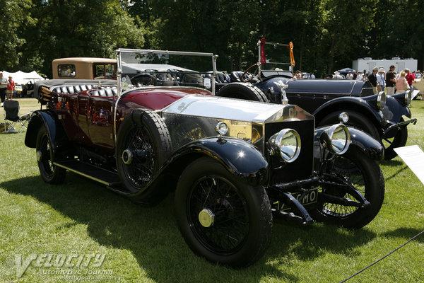 1915 Rolls-Royce Silver Ghost Torpedo Tourer