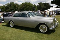 1965 Rolls-Royce Silver Cloud III Coupe by Mulliner Park Ward