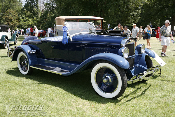1926 Wills Saint Claire T-6 Roadster