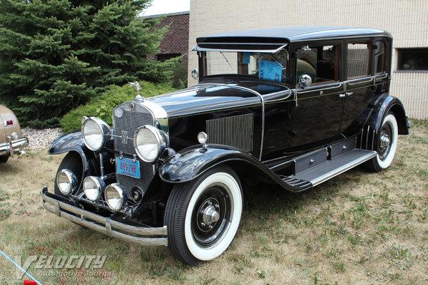 1929 Cadillac 341 5p sedan