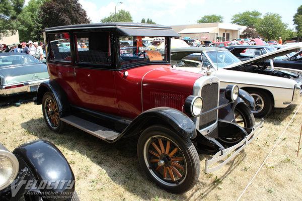 1926 Chevrolet 2d Coach