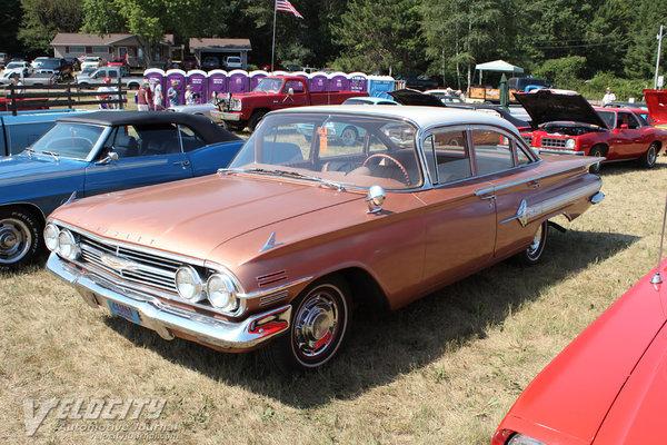 1960 Chevrolet Impala 4d sedan
