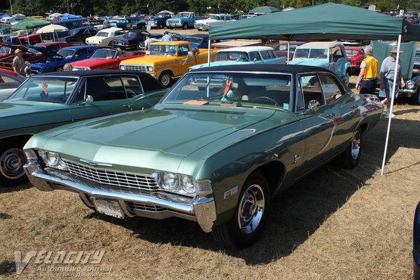 1968 Chevrolet Impala 4d