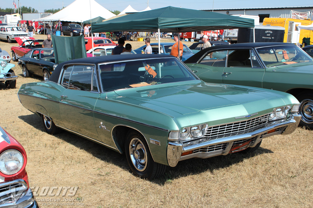 1968 Chevrolet Impala Custom Hardtop Pictures Coupe