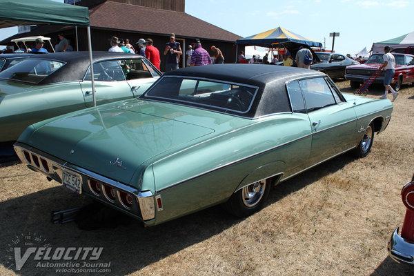 1968 Chevrolet Impala Custom Hardtop