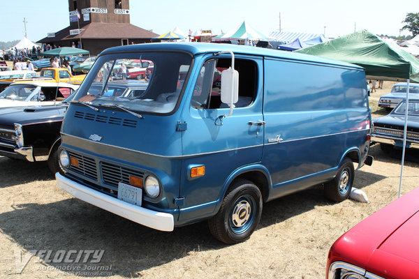 1969 Chevrolet G10 Van