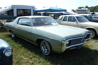 1969 Chevrolet Impala 2d Custom Coupe