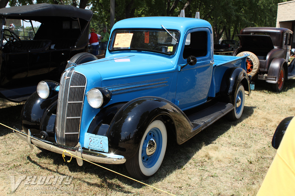 1936 Dodge Truck Pictures