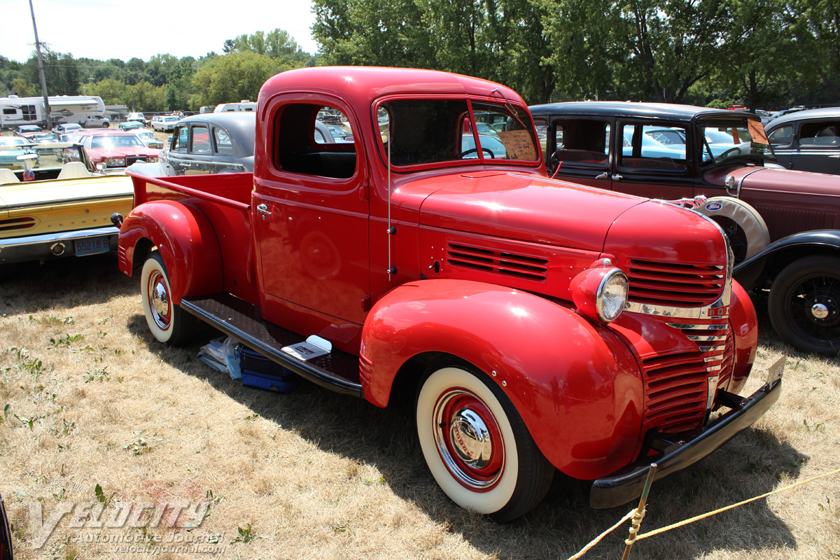 Picture Of 1940 Dodge Vc Pickup