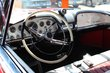 1955 DeSoto Fireflite convertible Interior