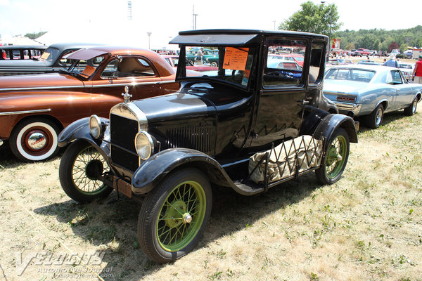 1926 Ford Model-T coupe