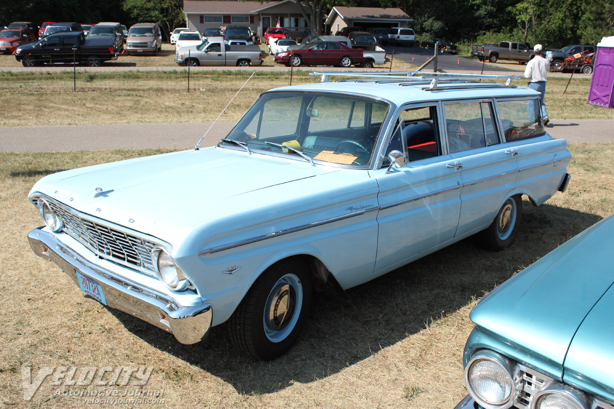 Picture of 1964 Ford Falcon station wagon
