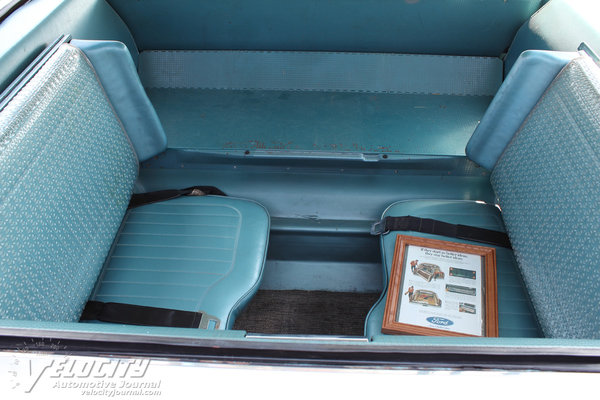 1967 Ford Country Squire Interior