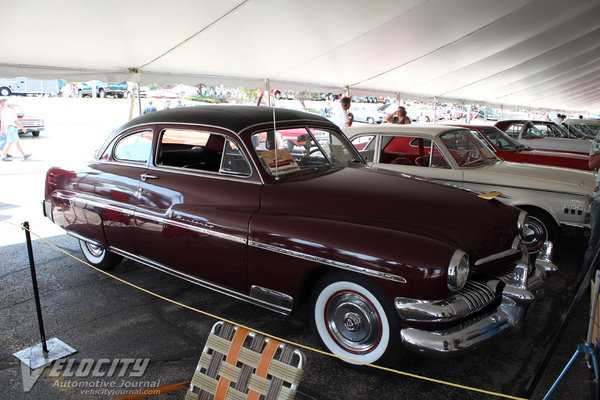 1951 Mercury 1CM 2d Monterey Coupe model 72C