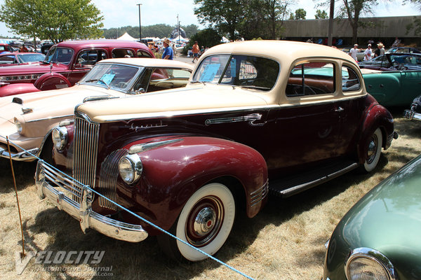 1941 Packard 110 Coupe