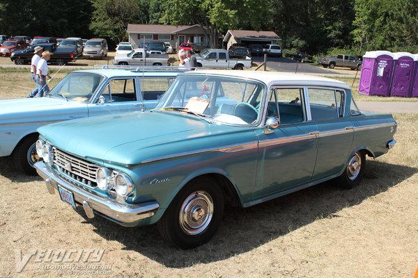 1962 Rambler Classic 400 4d