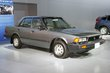 1983 Honda Accord sedan (First Accord produced in US)