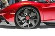 2012 Lamborghini Aventador J Wheel