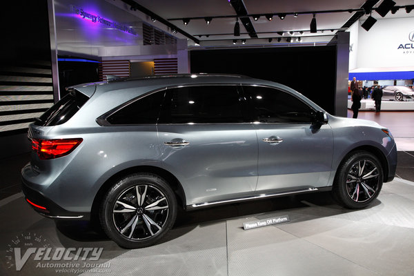 2013 Acura MDX Prototype
