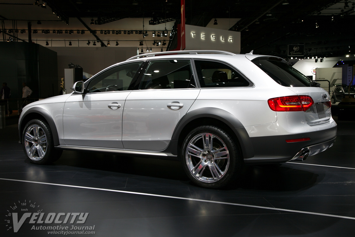 Picture Of 2013 Audi A4 Allroad