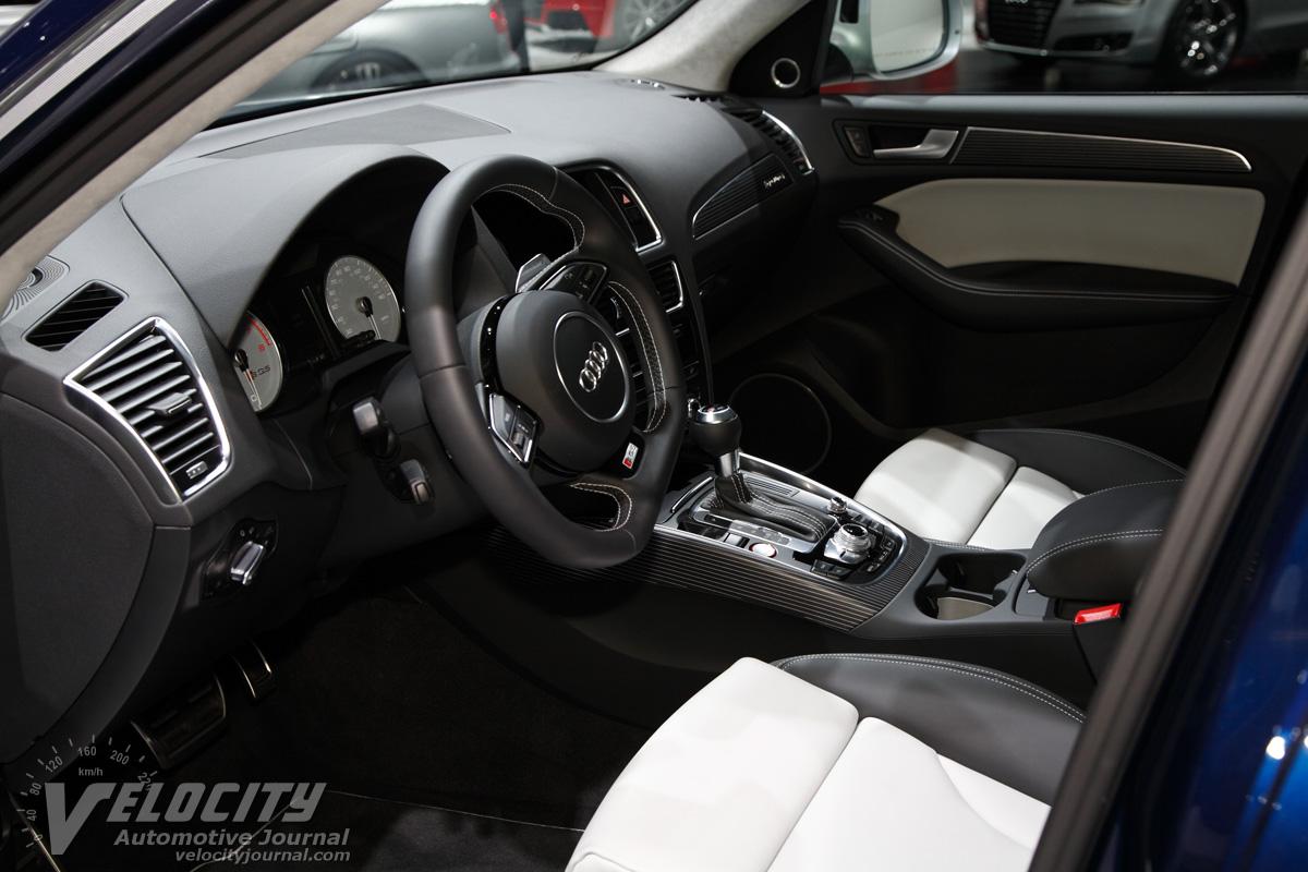 Gallery For > 2014 Audi Q5 Interior