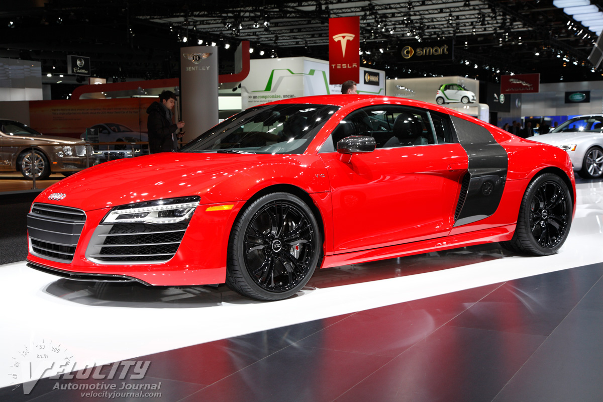 picture of 2014 audi r8