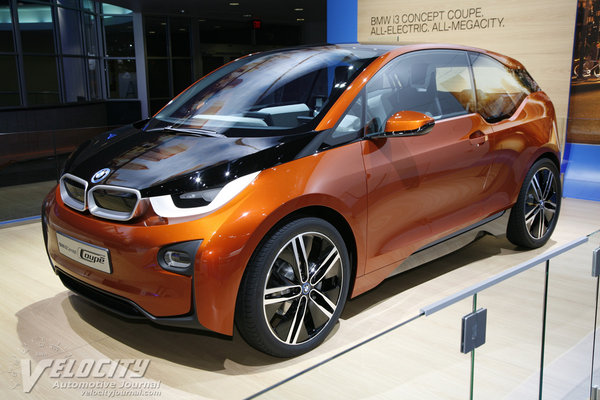 2012 BMW i3 Concept Coupe