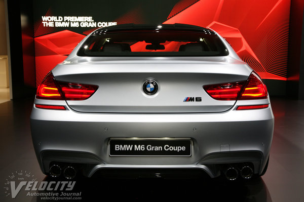 2014 BMW 6-Series M6 Gran Coupe
