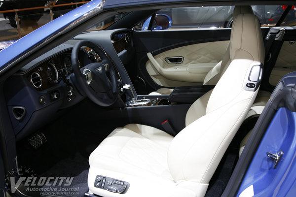 2013 Bentley Continental GTC Interior