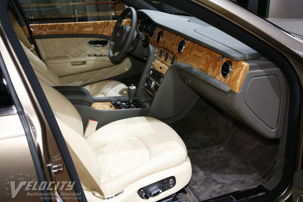 2013 Bentley Mulsanne Interior