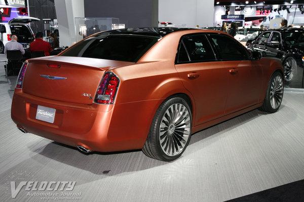 2013 Chrysler 300 Turbine Edition