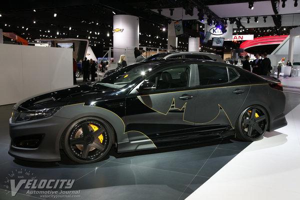 2012 Kia Batman-inspired Optima