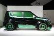 2012 Kia Green Lantern-inspired Soul